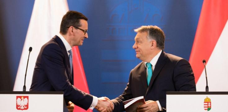 Morawiecki i Orban jednym głosem o przyszłości Europy - zdjęcie