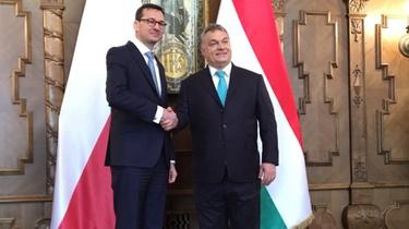 Premier Węgier przyleci dziś do Warszawy - miniaturka