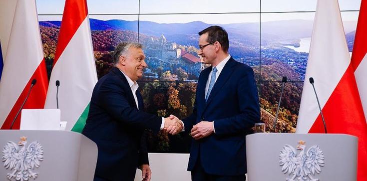 Premier Morawiecki publikuje artykuł w węgierskiej prasie. Orban: Wspólnie możemy więcej! - zdjęcie