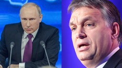 Ukraina w żelaznym uścisku Putina. Tym razem pomocnikiem... Orban - miniaturka