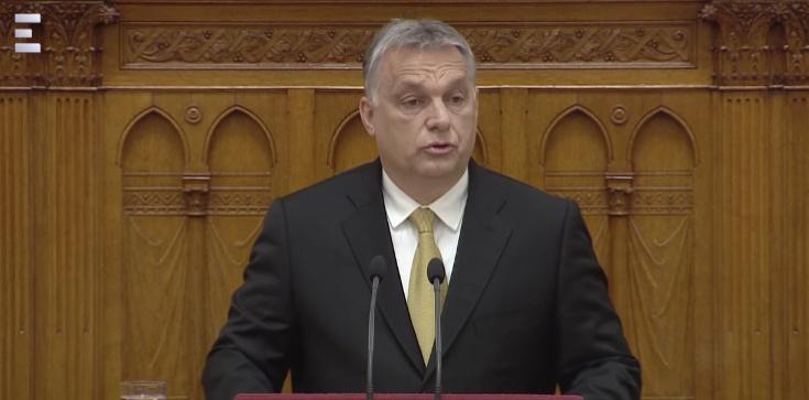 Viktor Orban stanął w obronie naszego kraju. ,,To atak europejskich liberałów na chrześcijańską Polskę!'' - zdjęcie