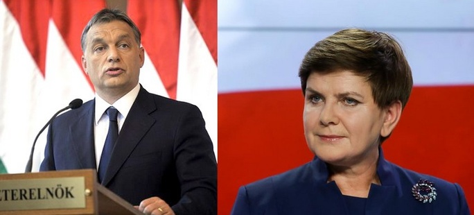 Orban do Szydło: