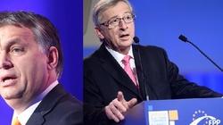 Orban: Juncker, płać za ochronę granic! - miniaturka