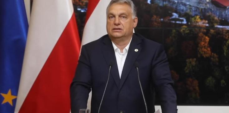 Premier Węgier ostro: Soros to skorumpowany człowiek, który szkodzi Węgrom  - zdjęcie