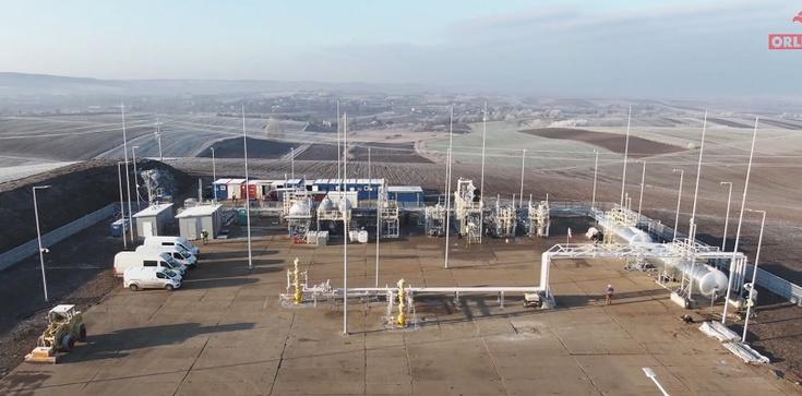Orlen rozpoczyna samodzielne wydobycie gazu w Polsce - zdjęcie