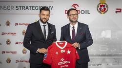 ORLEN OIL Sponsorem Strategicznym Wisły Kraków  - miniaturka