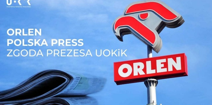 Jest zgoda UOKiK na przejęcie Polska Press przez PKN Orlen - zdjęcie