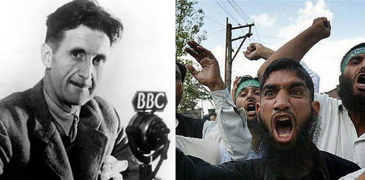 Czy Orwell ostrzegał Europę również przed Islamem? TAK! - zdjęcie