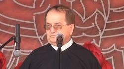 O. Rydzyk ostrzega rodziców: Teraz są za aborcją, ale wnet za eutanazją - miniaturka