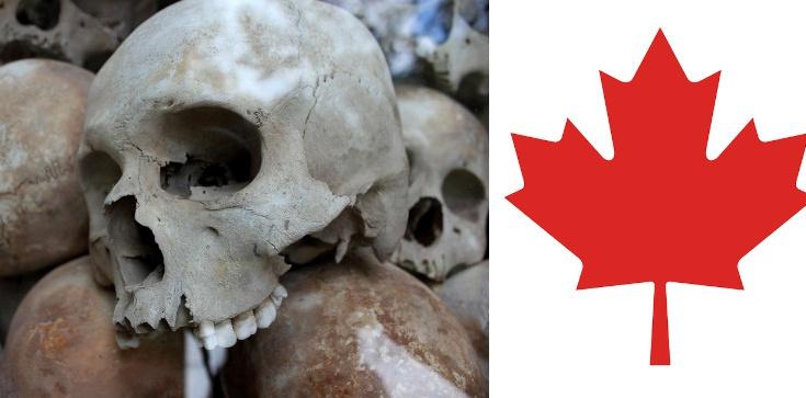 W Kanadzie odnaleziono kolejny masowy grób - zdjęcie