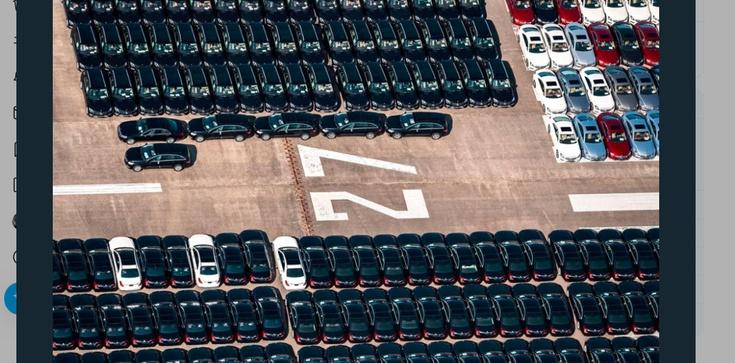 Komu (uszkodzony) Mercedes, komu, bo idę do domu... - zdjęcie