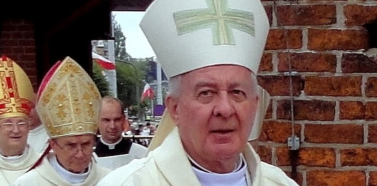 Watykan od dawna znał skłonności abp. Paetza. Dlaczego więc otrzymał sakrę? - zdjęcie