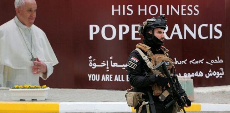 Franciszek w Iraku: najniebezpieczniejsza pielgrzymka pontyfikatu - zdjęcie