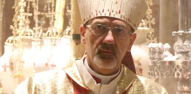Abp Pizzaballa: Chrześcijanie płacą za napięcia w świecie islamskim - zdjęcie
