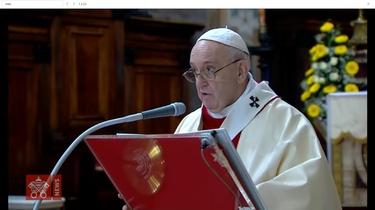 Papież: nie wrócę do Argentyny, umrę w Rzymie - miniaturka