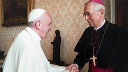 Papież mianował abp. Gądeckiego członkiem Kongregacji Nauki Wiary na drugą kadencję - miniaturka