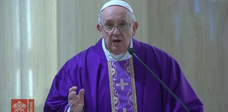 Franciszek: Nie wolno wchodzić w dialog z diabłem!  - zdjęcie