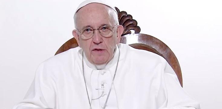 Czy dziecko może płakać w kościele na mszy? Wyjaśnia papież! - zdjęcie