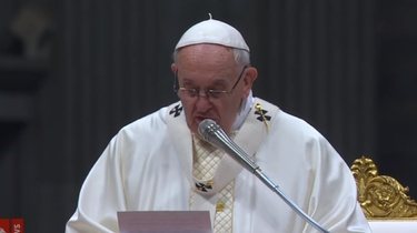 Papież Franciszek zwrócił się do Polaków. Mówił o ochronie KAŻDEGO życia! - miniaturka