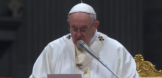 Papież Franciszek zmienia listę siedmiu grzechów głównych? Program wzbudza ogromne kontrowersje - miniaturka