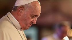 Papież: płaczmy z tymi, którzy dziś płaczą - miniaturka