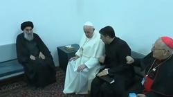 Będzie Dzień Tolerancji w Iraku po wizycie Franciszka - miniaturka