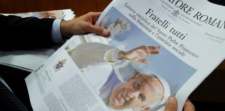 Muzułmanie wydali po rosyjsku encyklikę Franciszka ,,Fratelli tutti'' - zdjęcie