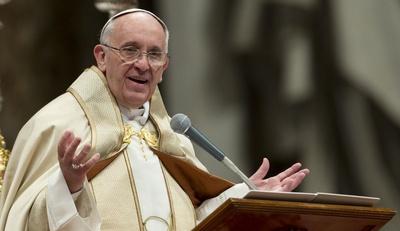 Papież: Gromadźcie bogactwa, inwestujcie na giełdzie!