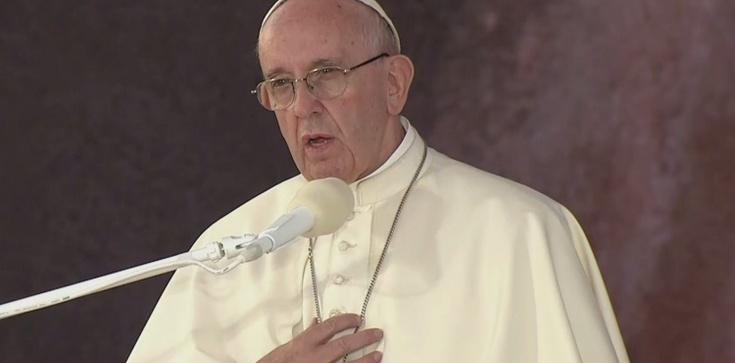 Papież o wielkim wrogu świętości - duchu pelagiańskim - zdjęcie