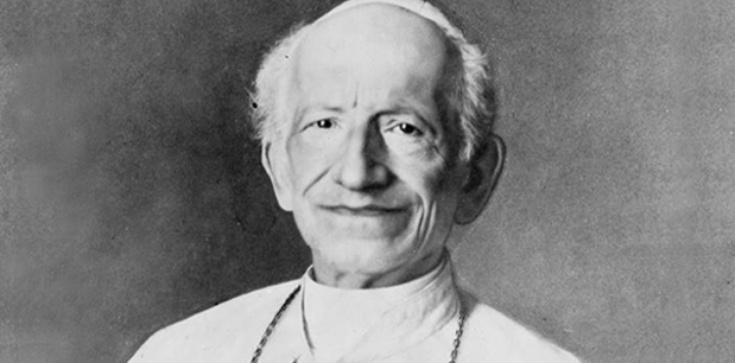 Prorocze słowa papieża Leona XIII o masonerii - zdjęcie