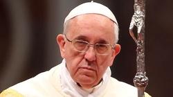 Papież: diabeł chce nas odciągnąć od Jezusowego krzyża - miniaturka