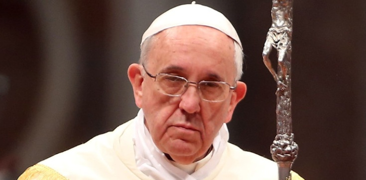 Papież do kleru: nie jesteśmy Mesjaszem! - zdjęcie