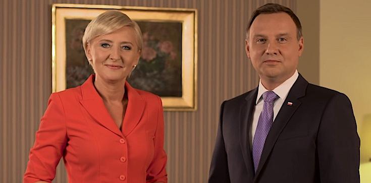 Para prezydencka ponad podziałami! Zobacz, co Andrzej Duda z żoną przekazali na WOŚP - zdjęcie