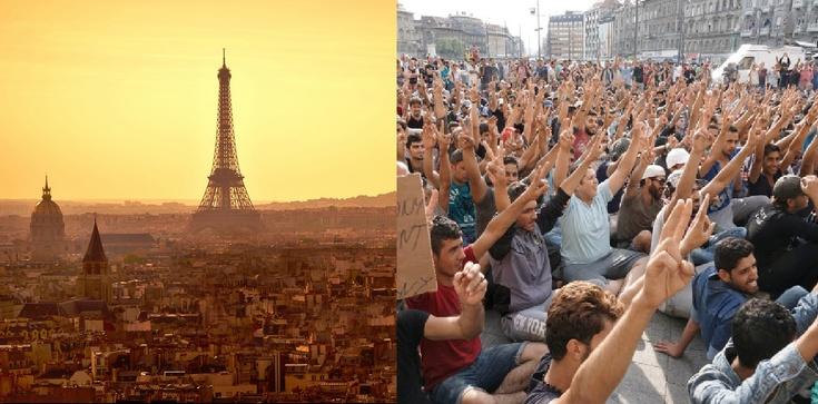 Francja przegrywa z islamistami, bo Francuzi zdziecinnieli - brak im męstwa!!! - zdjęcie