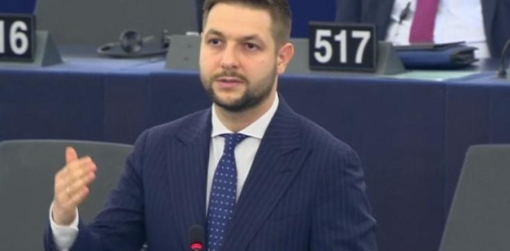 Patryk Jaki ze stanowiskiem w PE. Nieco ,,egzotyczne'' - zdjęcie