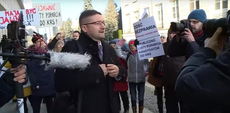 Juszczyszyn wzywa do sankcji przeciw Polsce: ,,Czas przejść do czynów!'' - zdjęcie