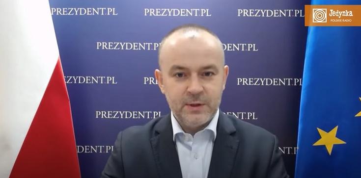 Paweł Mucha: Konstytucja mówi wprost o zwierzchniej władzy narodu - zdjęcie