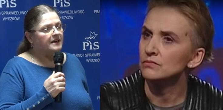 ,,Lewackie chamstwo''. Prof. Krystyna Pawłowicz chce ukarania Joanny Scheuring-Wielgus - zdjęcie