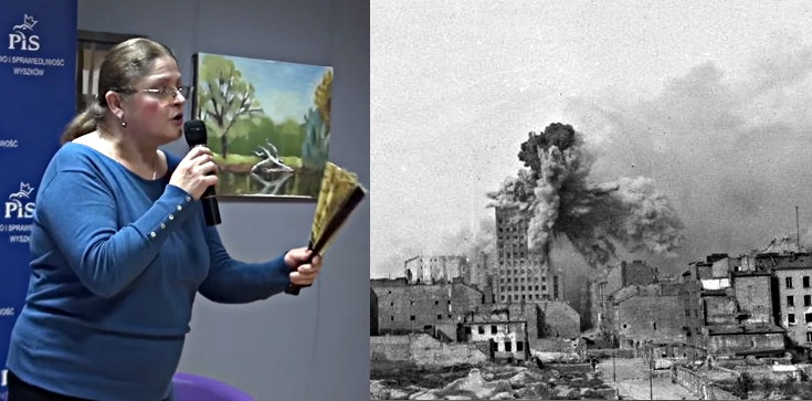 Brawo! Prof. Pawłowicz ostro do Niemców: Nie pouczajcie nas tylko wypłaćcie odszkodowanie za '44!!! - zdjęcie