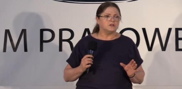 Prof. Krystyna Pawłowicz apeluje: Czy chcemy PRZEGRAĆ wybory?! - zdjęcie