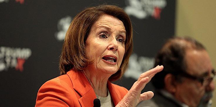 Nancy Pelosi o ofiarach Auschwitz. Polaków brak - zdjęcie
