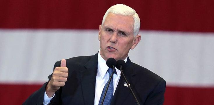 Wiceprezydent USA Mike Pence w Polsce? Min. Szczerski dementuje - zdjęcie