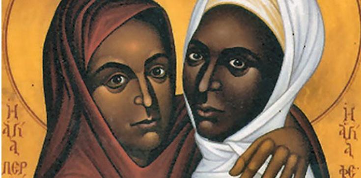 Święte męczennice Perpetua i Felicyta. Dziś ich wspomnienie - zdjęcie