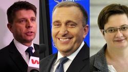 Pod Sejmem trwa protest przeciw reformie sądów - miniaturka
