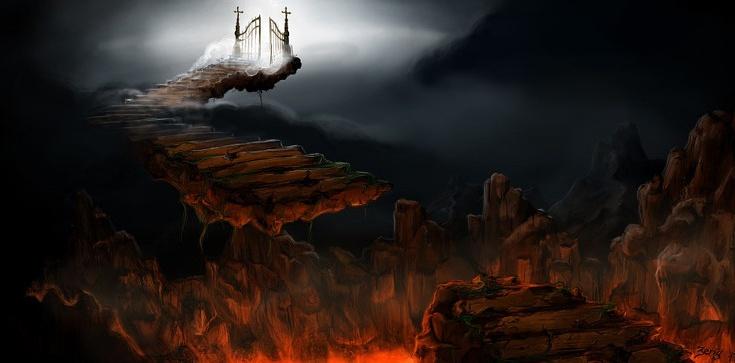 Watykański egzorcysta wyjaśnia, jak powstało piekło. W zamysłach Stwórcy go nie było! - zdjęcie