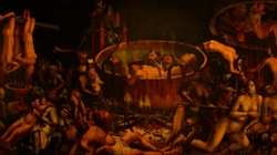 Św. Faustyna: Piekło pełne jest tych, którzy nie wierzą w jego istnienie  - miniaturka