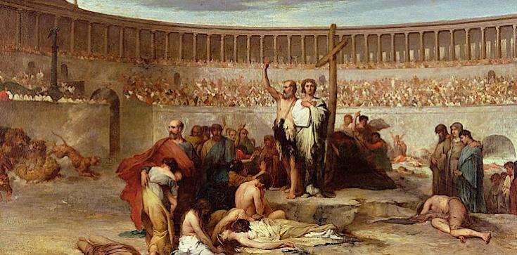 Męczeństwo - wzór chrześcijańskiego męstwa i świętości - zdjęcie