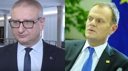 Pięta o Tusku: Żenujący pajac!!! To on prowadził najbardziej prorosyjską politykę - miniaturka