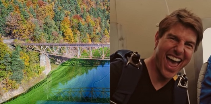 Ależ blamaż PO. Ich ,,Mission Impossible'' trwa. Chodzi o wysadzenie mostu dla Toma Criuse'a - zdjęcie