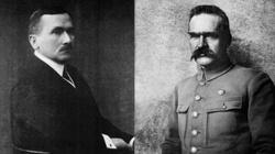 O pogodzeniu Piłsudskiego z Dmowskim - miniaturka